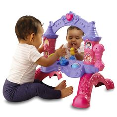 Check out the Disney Princess Musical Princess Mirror at the official Fisher-Price website. Explore all our Disney dolls, action figures, vehicles, playsets and accessories today! Toys For Girls, Kids Toys, Baby Girls, Children Play, Children's Toys, Baby Baby, Disney Babys, Baby Disney, Toys