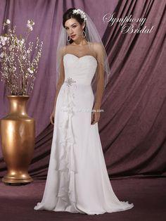 Symphony Wedding Dresses - Style S3016 $598