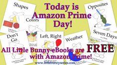 Little Bunny series Free Preschool, Preschool Printables, Preschool Worksheets, Preschool Crafts, Free Printable Worksheets, Free Printables, Teaching Abcs, Adorable Bunnies, Bunny Book