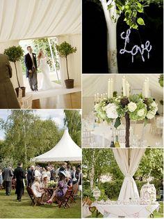 Styling tips for a summer wedding My Wedding Marquee Country Wedding Flowers, Green Wedding, Summer Wedding, Rustic Luxe, Rustic Elegance, Marquee Wedding Receptions, Event Styling, Styling Tips, Real Weddings