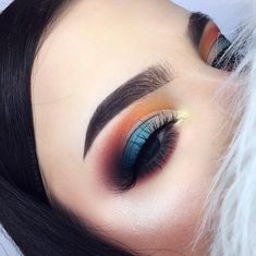 """3,756 Me gusta, 93 comentarios - Anna Jantos (@jantoski23) en Instagram: """"Obsessin' over electric obsessions⚡️ b r o w s @anastasiabeverlyhills @norvina #dipbrow in ebony…"""""""