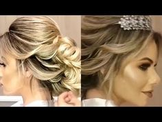 Vintage Hairstyles For Long Hair, Club Hairstyles, Victorian Hairstyles, Summer Hairstyles, Korean Hairstyles, Bridal Hairstyles, Unique Hairstyles, Brunette Color, Ombre Hair Color