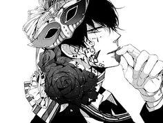 ♧ Beautiful Manga Art ♧