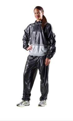 Sexy sauna suit