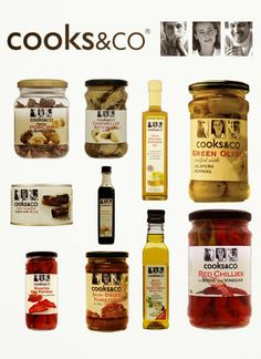 Tinned Tomatoes: Giveaway #18 - 12 Days of Christmas Giveaway Bonanza - Cooks & Co Hamper (Ends 1/3/14)