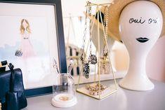 GMG x BaubleBar Home and Jewelry Collection #jewelrystorage #jewelryholder