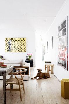 Une maison créative à Melbourne