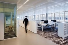 TNT Express' New Offices