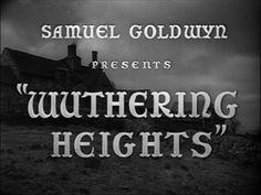 Wuthering Heights movie title