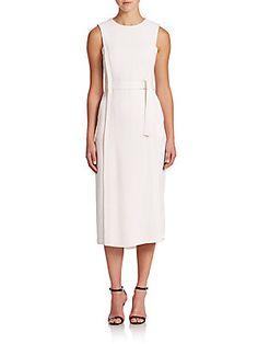 A.L.C. Thomas Belted Dress