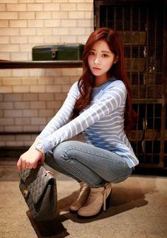 Jung Yeon - Sweet Beauty
