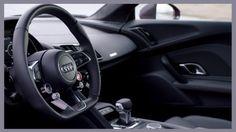 Audi R8 V10 Plus 2016 Interior