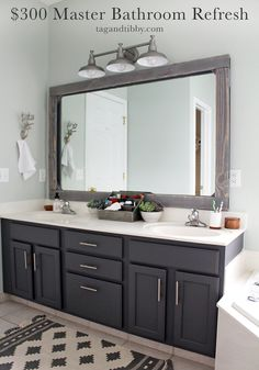Bathroom some ideas, bathroom remodel, master bathroom decor and master bathroom organization! Master Bathrooms may be beautiful too! From claw-foot tubs to shiny fixtures, these are the master bathroom that inspire me the absolute most. Home Design, Interior Design, Interior Doors, Interior Ideas, Modern Design, Design Ideas, Rustic Home Interiors, Furniture, Bathroom Ideas