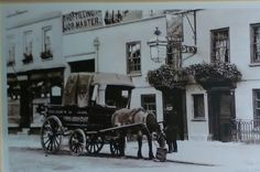 The Greyhound Public House, Eltham High Street
