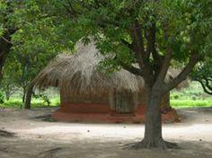 Casa en Zambia