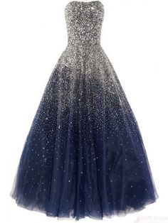 Shininig prom dress,strapless prom dresses,prom dress,prom,#promdresses #simibridal