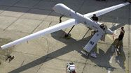 X-47B drone