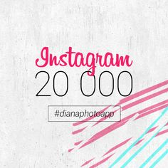 Today, we just hit 20 000 photos tagged #dianaphotoapp on the Instagram. All made by you! THANK YOU! YOU'RE AWESOME! <3  Now, let's make 200k together! :)  #dianaphotoapp #dianaphoto #dianaapp #photoapp #doubleexposure #art #vintage #camera #photo #app #iOS #Android #bestfollowers