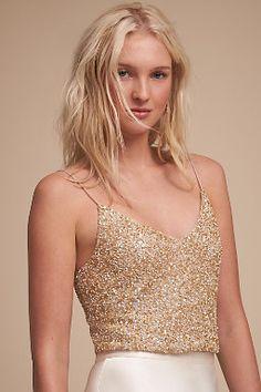 5eaeda62590 Allegro Top  amp  Hampton Skirt  I love the sparkles and long skirt combo  option