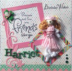 Made to order: Personalized Handmade Greeting Cards on Etsy, £6.03