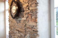 Enduit monocouche à l'argile Argilus, Blanc cassé