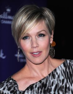 love me some short jennie garth hair payepour