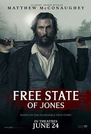 Free State of Jones 2016 Watch Full HD Movie Online