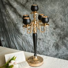 Offering Discounted Prices on Modern Style Wedding Decorations and Tabletop Centerpieces at Tableclothsfactory. Sale on Elegant Metal and Crystal Candle Stands, Candle Holders, Candle Sticks, Candelabras, and more! Gold Wedding Decorations, Backdrop Decorations, Wedding Table Centerpieces, Manzanita Centerpiece, Centerpiece Decorations, Backdrops, Black Candle Holders, Votive Candle Holders, Votive Candles