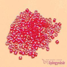 DB0159 - Piros AB japán Miyuki delica gyöngy, 11/0 (1 g) • Gyöngyvásár.hu Abs, Crunches, Abdominal Muscles, Killer Abs, Ab Workouts