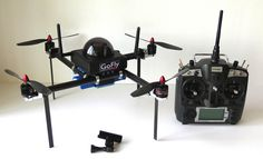 How to Build A Drone | Projects #diyready www.diyready.com