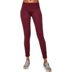 Lole Evie Leggings - XS - Dark Berry Alleys - Women s Pants ( 100) ❤ ac8fc97c64b