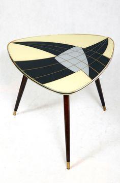 stolik kawowy, lata 60.