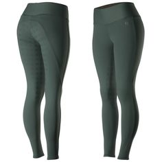 Horze Juliet HyPer Flex Tights Full Seat Horze Juliet Flex Tights keeps you looking trendy while feeling cool and comfortable. Fashion forward design paired with the extra grip of silicone print on the full seat of these tights makes these breeches a must have for warm weather riding. Ultra breathable but at the same time …