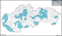 Náhľad aplikácie Hydrogeologické mapy