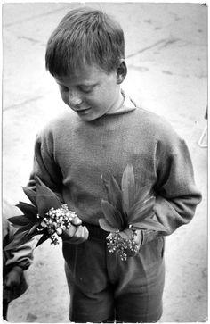 For You... Denise Colomb  Paris  1955