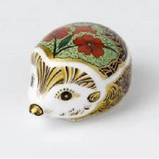 New Royal Crown Derby 1st Quality Ltd. Edition Echidna Hedgehog