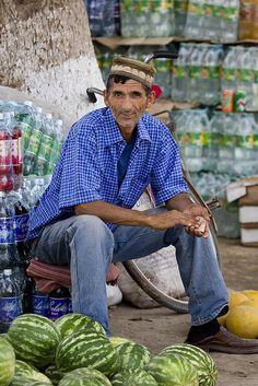 Tajikistan -   Babasteve