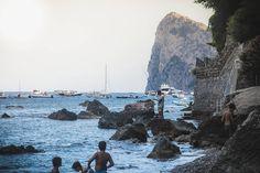 Memories from Capri while shooting a webserie #tt #Capri