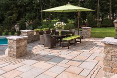 pavers grey and brown - Google Search