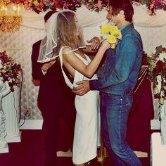 free people wedding10 Erin Wasson Has a Vegas Wedding in Free Peoples March Lookbook