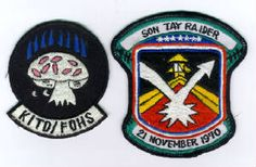 USAF 1st SOS SPECIAL OPERATIONS SQUADRON PATCH | Air force