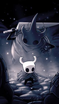 Hollow Knight Promo Image #1 by teamcherry on DeviantArt
