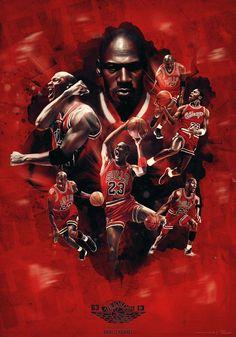 Michael 'Air' Jordan #23