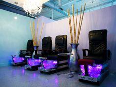 Roca Salon & Spa #salon #salondecor #hairsalon #salonequipment #barber #barbershop #inspiration #design