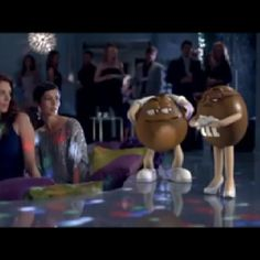 Who liked the M&M Super Bowl commercial I DID!! :)