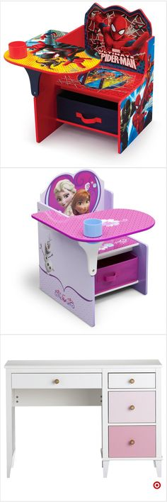 Shop Target for kids desks you will love at great low prices. Free shipping on orders of $35+ or free same-day pick-up in store.