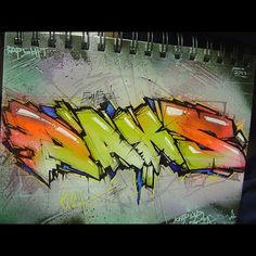 #rasko #graffiti #drawing #swag