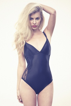 Fortnight Lingerie: The 2012 Collection Product: Angie Bodysuit