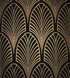 by Deco: Style in the Vein of Hotel Cortez – Canvas: a .Inspired by Deco: Style in the Vein of Hotel Cortez – Canvas: a . Art the Gatsby,pattern,retro,vintage… Art deco Wallpaper Geometric Wall Mural Art Deco Estilo Art Deco, Arte Art Deco, Motif Art Deco, Art Deco Design, Art Deco Print, 1920s Art Deco, Design Design, Design Ideas, Art Deco Fabric