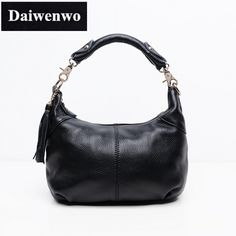 J39 Hot Selling Quality Genuine Leather Tassel Bag Shoulder Bags Women Messenger Bags Women Handbag Women Leather Handbags